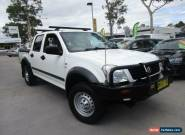 2006 Holden Rodeo RA MY06 LX White Automatic 4sp A 4D UTILITY for Sale