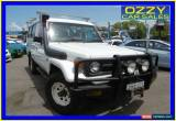 Classic 1995 Toyota Landcruiser HZJ75RV RV LWB (4x4) White Manual 5sp Manual 4x4 for Sale