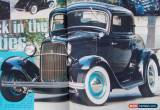 Classic 1932 Ford Other 3 WINDOW COUPE for Sale