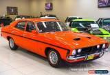 Classic 1974 Ford Falcon XB 500 Brambles Red Manual 4sp M Sedan for Sale