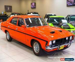 Classic 1974 Ford Falcon XB 500 Brambles Red Manual 4sp M Sedan for Sale