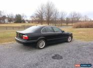 2001 BMW 5-Series Base Sedan 4-Door for Sale