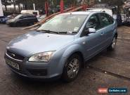 2005 FORD FOCUS GHIA TDCI BLUE for Sale