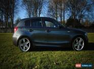 2008 08 BMW 118D M Sport 2.0TD Diesel 5 Door 1 Series for Sale