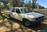 Classic 2004 Toyota Hilux RZN149R White Manual 5sp M Dual Cab Pick-up for Sale