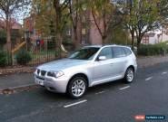 2006 BMW X3 2.0 d M Sport 5dr for Sale