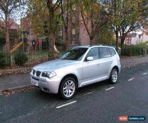 Classic 2006 BMW X3 2.0 d M Sport 5dr for Sale