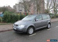 2006 Volkswagen Touran 1.6 S MPV 5dr (7 Seats) for Sale