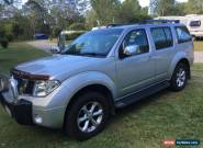 NISSAN PATHFINDER STL TURBO DIESEL 2008 AUTO ONLY 129,000 KLMS for Sale
