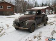 1941 Ford Other Pickups pickup for Sale