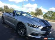 2015 Ford Mustang ECOBOOST PREMIUM for Sale