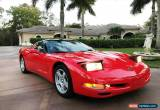 Classic 1998 Chevrolet Corvette Base Coupe 2-Door for Sale