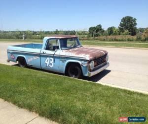 Classic 1967 Dodge Other Pickups 2 Door for Sale