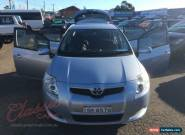 2008 Toyota Corolla ZRE152R Ascent Blue Automatic 4sp A Hatchback for Sale