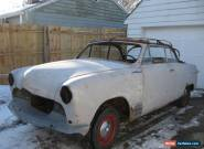 1950 Ford Other 2 DOOR CONVERTIBLE for Sale