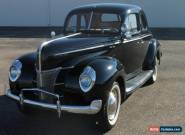 1940 Ford Other Deluxe for Sale