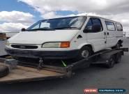 Ford Transit Van 98 Model SWB for Sale