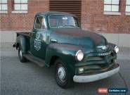 1954 Chevrolet Other Pickups -- for Sale