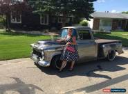 1956 Chevrolet C-10 2dr for Sale