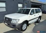2006 Toyota Landcruiser HDJ100R VX (4x4) White Automatic 5sp A Wagon for Sale