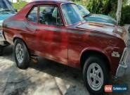 1970 Chevrolet Nova Base Coupe 2-Door for Sale