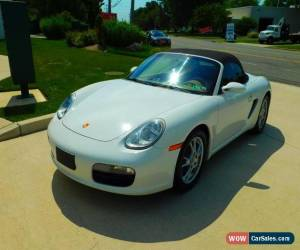 Classic 2007 Porsche Boxster Base Convertible 2-Door for Sale