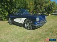 1961 Chevrolet Corvette 2 Door Hard Top for Sale