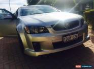 HOLDEN COMMODORE SV6 for Sale