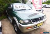 Classic 1999 Mitsubishi Challenger PA (4x4) Dual Fuel Automatic 4sp A Wagon for Sale
