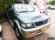 1999 Mitsubishi Challenger PA (4x4) Dual Fuel Automatic 4sp A Wagon for Sale