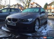 2007 BMW 320D M SPORT COUPE  for Sale