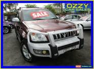 2007 Toyota Landcruiser Prado KDJ120R MY07 GXL (4x4) Red Automatic 5sp A Wagon for Sale