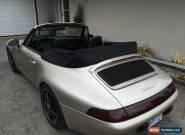 1995 Porsche 911 Carrera for Sale