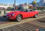 Classic 1973 Jaguar E-Type for Sale