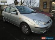 2002 02 FORD FOCUS 1.8 GHIA 5D 113 BHP for Sale