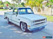 1985 Chevrolet C-10 2 Door Pickup Truck for Sale