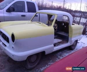 Classic 1956 Nash Metropolitan for Sale