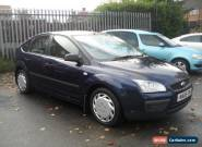 2006 (06) FORD FOCUS 1.6 LX 5DR Manual for Sale