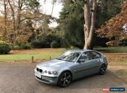2002 BMW 320 2.0 td Turbo Diesel SE Compact 3 Door Hatchback  for Sale