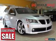 2010 Holden Commodore SSV Limited Edition Chrome Manual M Utility for Sale