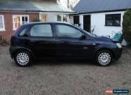 2001(51) VAUXHALL CORSA GLS 1.7 DI - SPARES OR REPAIR - STARTS AND DRIVES - for Sale
