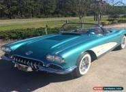 1958 Chevrolet Corvette Base Convertible 2-Door for Sale