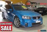 Classic 2012 Holden Commodore VE II MY12 SS-V Blue Automatic 6sp A SPORTS WAGON for Sale