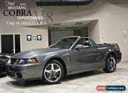 2003 Ford Mustang 2dr Convertible for Sale