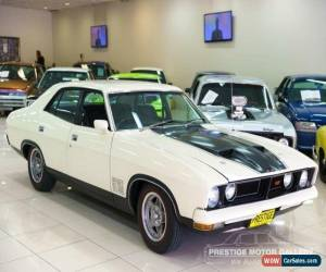 Classic 1975 Ford Falcon XB GT Polar White Manual 4sp M Sedan for Sale