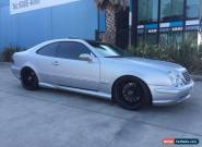 2000 Mercedes AMG Clk55 for Sale