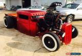 Classic 1931 Ford Other Pickups STREETROD for Sale