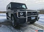 Mercedes-Benz: G-Class G63 for Sale