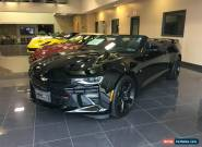 2016 Chevrolet Camaro SS Convertible 2-Door for Sale