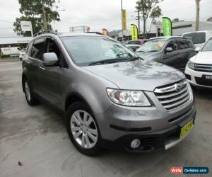 Classic 2008 Subaru Tribeca B9 MY08 R PREMIUM PACK Grey Automatic 5sp A Wagon for Sale